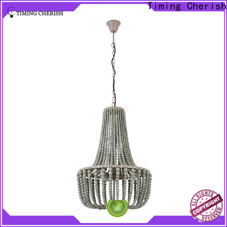 Timing Cherish weaving chandelier light suppliers for living room