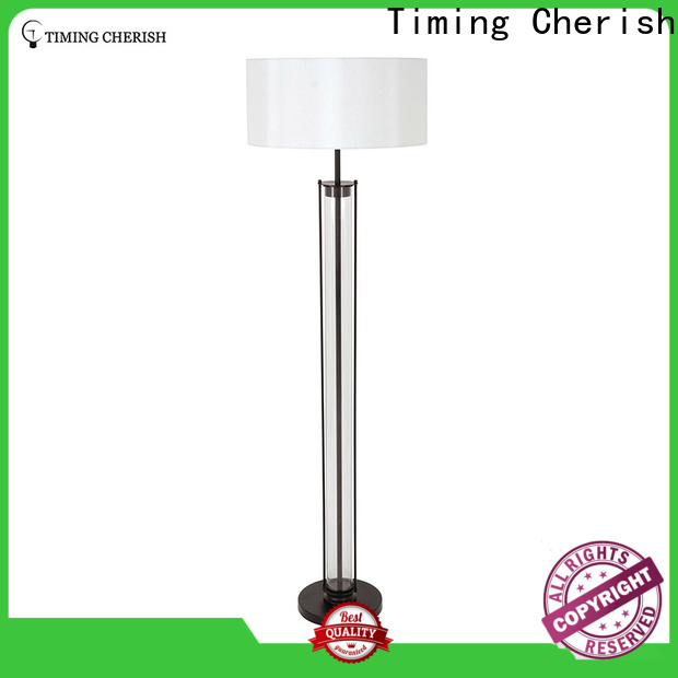 Timing Cherish antique standing lamp supply for hotel