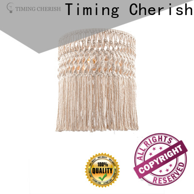 Timing Cherish wood pendulum lights suppliers for home