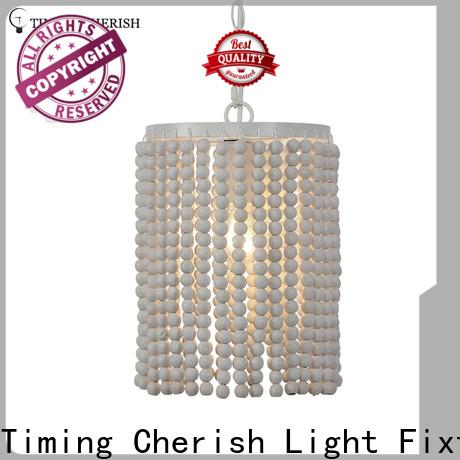 Timing Cherish echo pendant light fixtures supply for living room