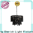 Timing Cherish grey wood bead chandelier manufacturers for home
