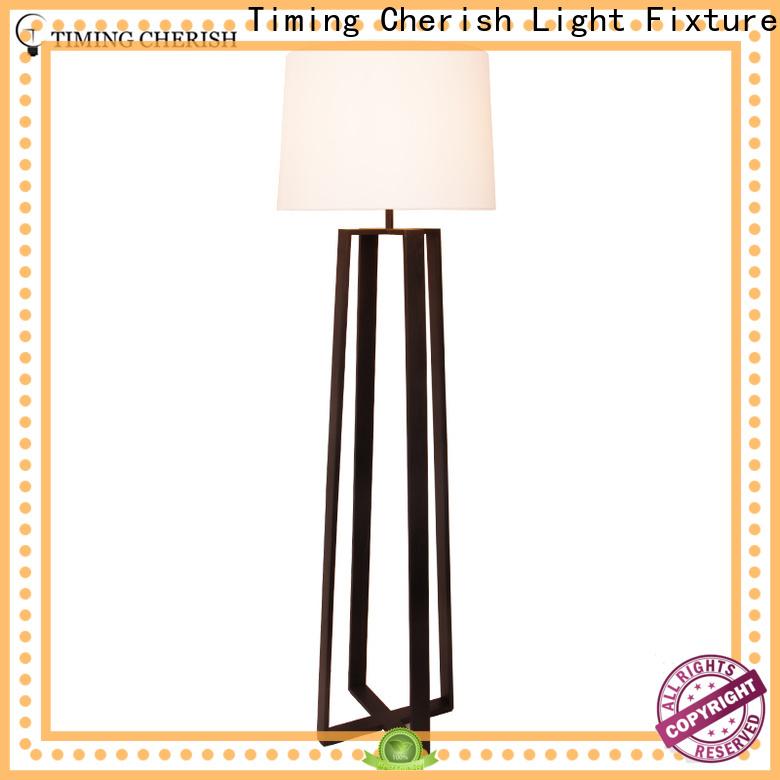 modern tall floor lamps linen factory for bar