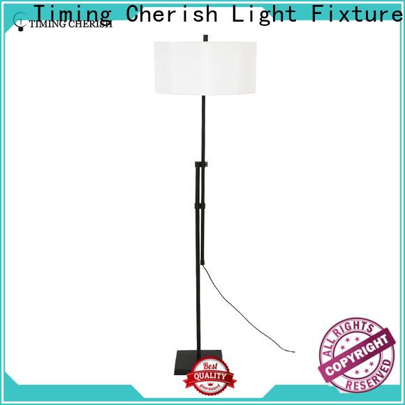 Timing Cherish alps corner floor lamp for business for hotel