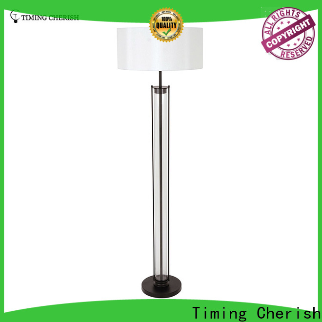 Timing Cherish antique fabric floor lamp for sale for home