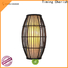 Timing Cherish natural touch table lamp company for hotel