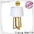 Timing Cherish himalayan end table lamps for business for bar