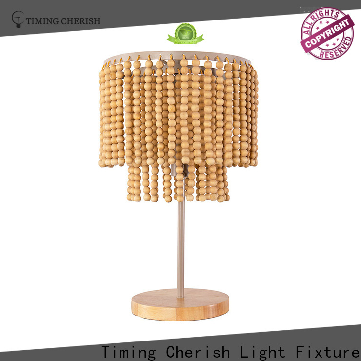 Timing Cherish handmade side table lamps manufacturers for bar