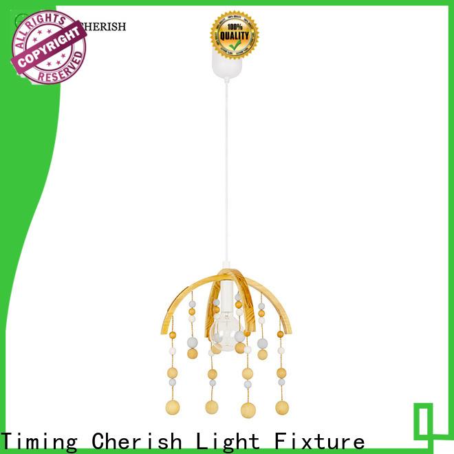 Timing Cherish white kids room lighting supply for living room