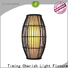Timing Cherish natural touch table lamp supply for living room