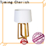 Timing Cherish classic bedside table lights company for living room