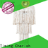 Timing Cherish oval beaded pendant light suppliers for shop