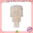 Timing Cherish octave wood bead chandelier for sale for home