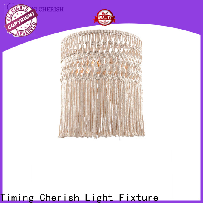 weaving cotton pendulum lights woven suppliers for home