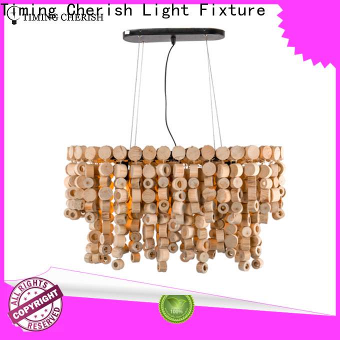 Timing Cherish large chandelier light manufacturers for home