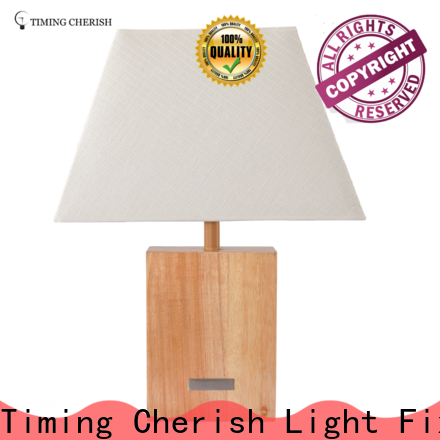 Timing Cherish h615mm table light manufacturers for bar