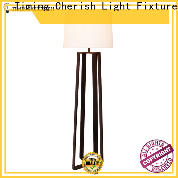 Timing Cherish alps standing lamp manufacturers for hotel