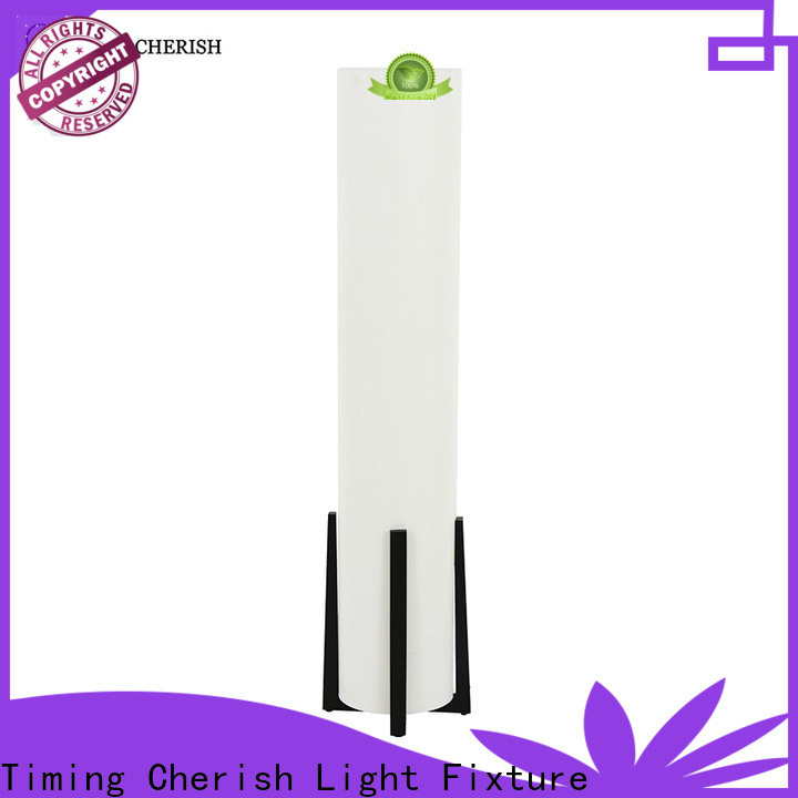 cylinder tall floor lamps wicker manufacturers for hotel
