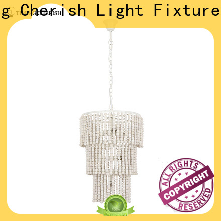 Timing Cherish draped fringe chandelier factory for bar