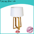 Timing Cherish cylinder chandelier table lamp company for hotel
