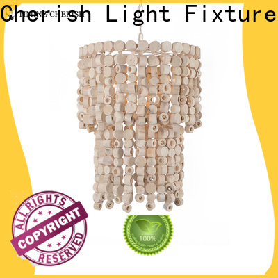 Timing Cherish chip chandelier light manufacturers for shop