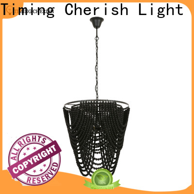 Timing Cherish weaving pendant chandelier company for shop