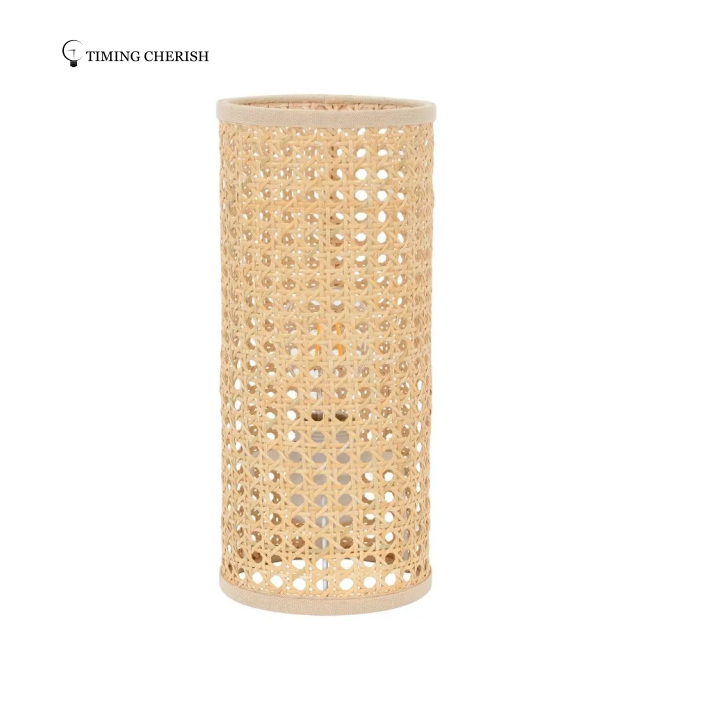 Axo Woven Rattan Table Lamp Lighting trends
