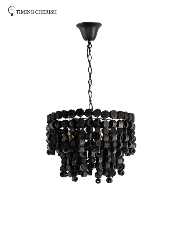draped chandelier lamp d650mm manufacturers for home-2