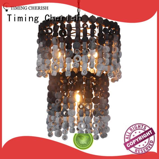 Timing Cherish handmade hanging chandelier factory for living room