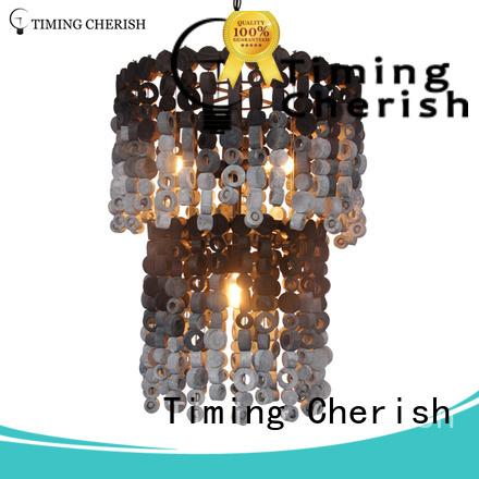 Timing Cherish pendant beaded pendant light suppliers for living room