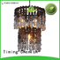 Timing Cherish pendant wood bead chandelier factory for shop