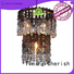 Timing Cherish lamp wood bead chandelier factory for hotel