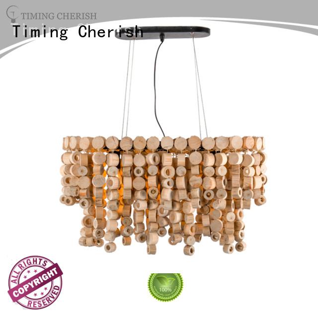 Timing Cherish eva fringe chandelier factory for home