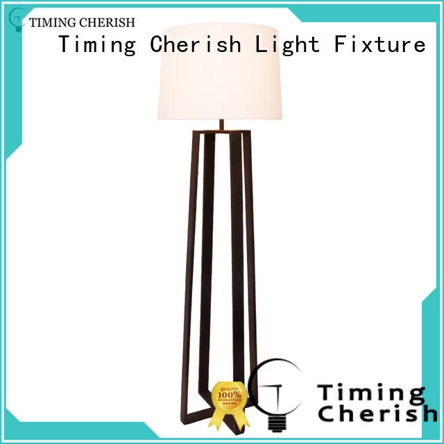 adjustable rattan floor lamp metal suppliers for hotel