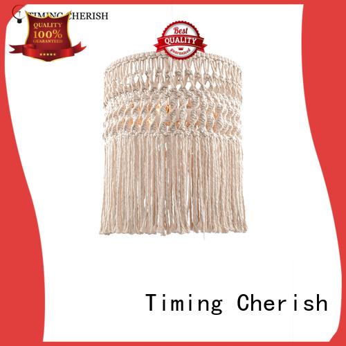 Timing Cherish frisbee pendulum lights factory for living room