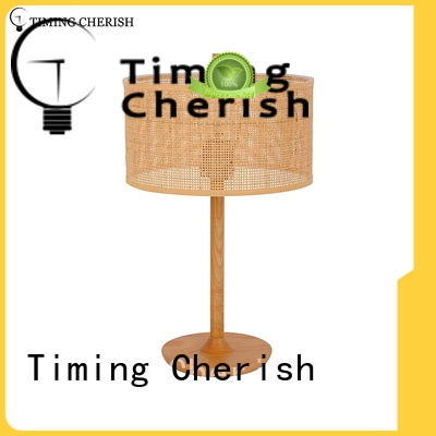Timing Cherish handmade touch table lamp for business for home