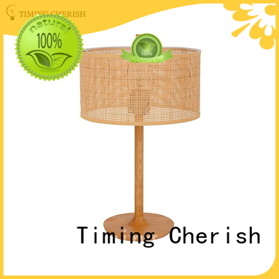 Timing Cherish classic end table lamps manufacturers for hotel