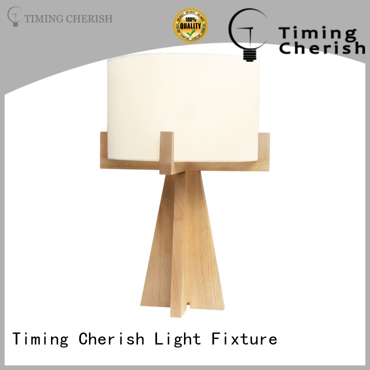 Timing Cherish vintage end table lamps factory for living room