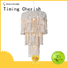 Timing Cherish grey beaded pendant light suppliers for home