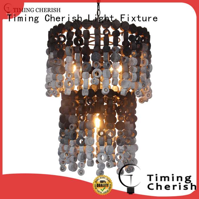 Timing Cherish chandelier fringe chandelier customized for hotel