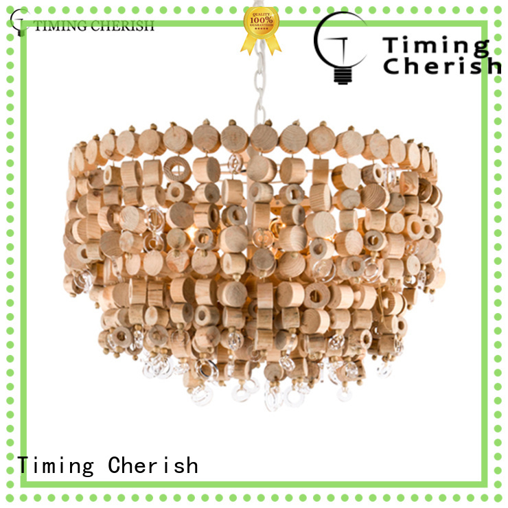 Timing Cherish macrame fringe chandelier manufacturers for home