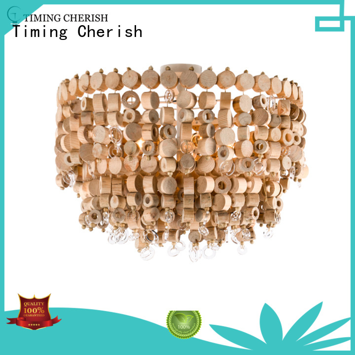 Timing Cherish natural unique ceiling light octave for hall
