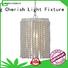 Timing Cherish boho pendant light fixtures supply for shop