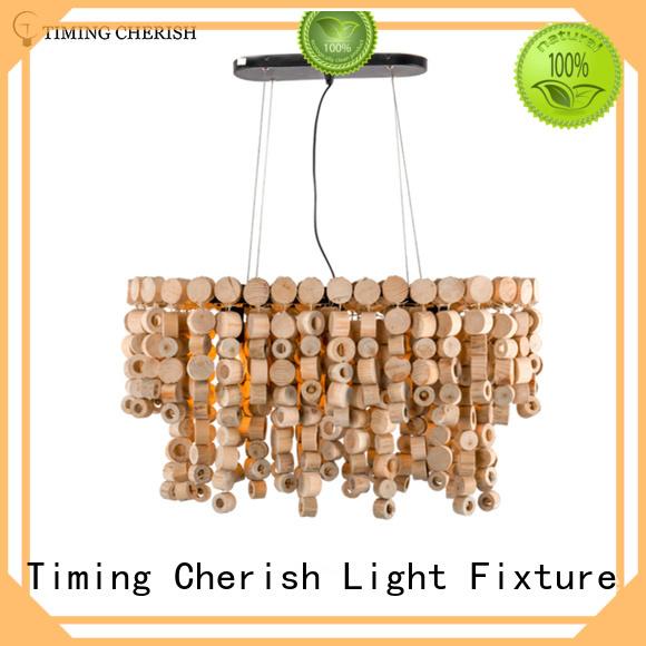 Timing Cherish handmade hanging chandelier supply for living room