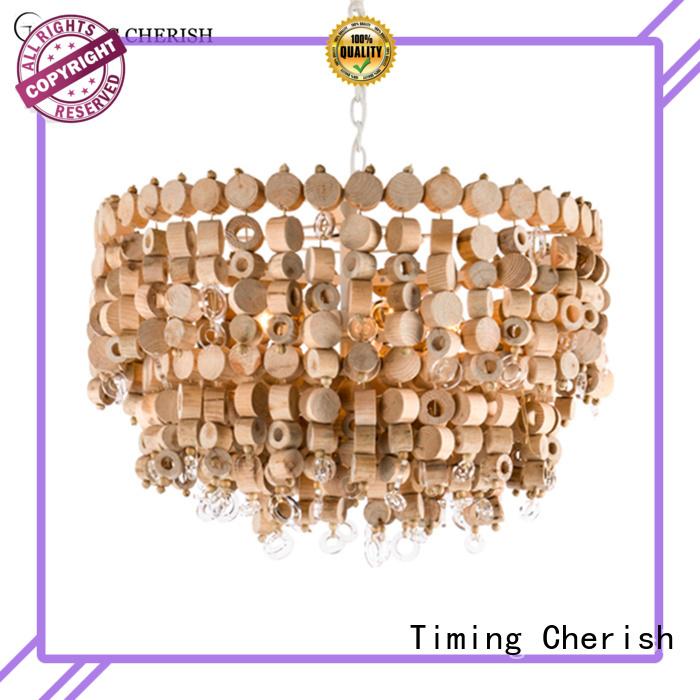 Timing Cherish large fringe chandelier for business for living room