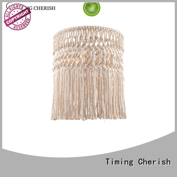 Timing Cherish natural pendulum lights manufacturers for hotel