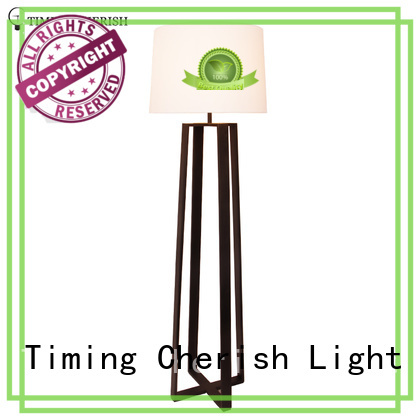 Timing Cherish antique corner floor lamp factory for home