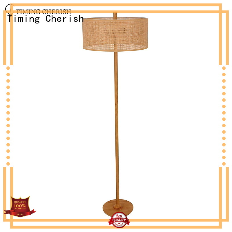 Timing Cherish classic tall floor lamps factory for bar