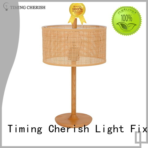metal adjustable table lamp woven manufacturers for hotel