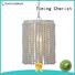Timing Cherish cotton lantern pendant light supplier for hotel