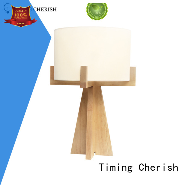 Timing Cherish white chandelier table lamp factory for home